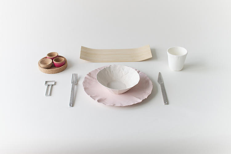<p>In House is a place setting that was made with a lot of love.</p>