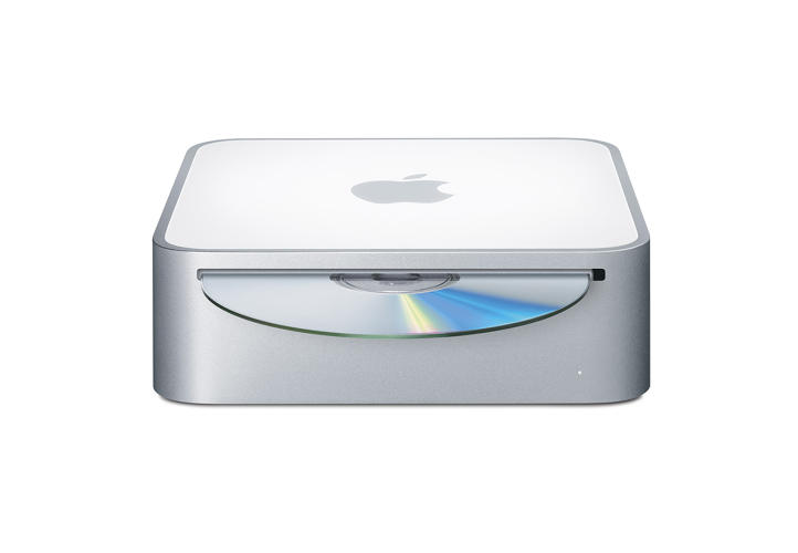 <p>Billed as BYODKM (Bring Your Own Display, Keyboard and Mouse), the Mac Mini shipped without any of the necessary features, hoping to attract Windows users looking to convert to Mac who might have all the necessary accoutrement.</p>