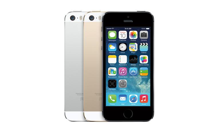 <p>Apple's new iPhone 5S features a new M7 chip, a much more capable camera, a smarter Siri and a fingerprint sensor around the home button. It's also not without new colors: Silver, &quot;Space Gray&quot; and the much anticipated, not-quite-champagne, Gold.</p>