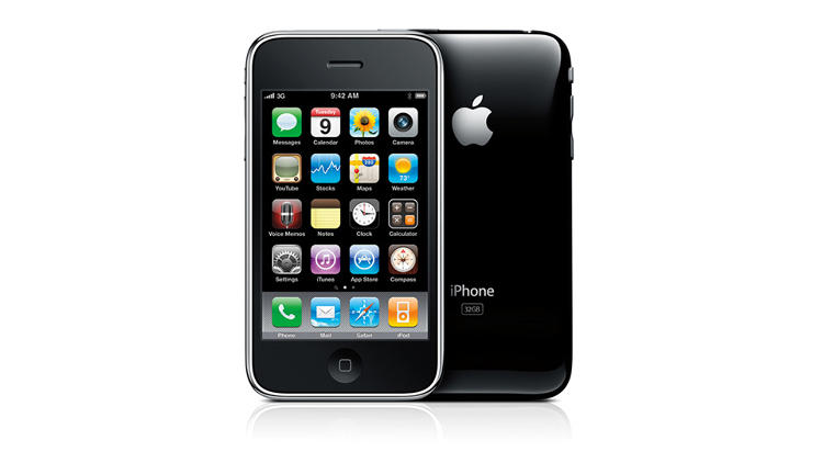 <p>Following the success of the original iPhone, the second generation brought a smoother appearance, 3G capability and assisted GPS to the repertoire, making it more useable outside of wi-fi networks.</p>