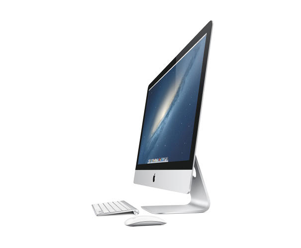 <p>The new iMacs dropped a staple of desktop computing: the optical drive marking a shift from physical discs to digitally available software. Just 5mm at its thinnest point, it was notoriously difficult to dissect but took up little space on the desk top.</p>