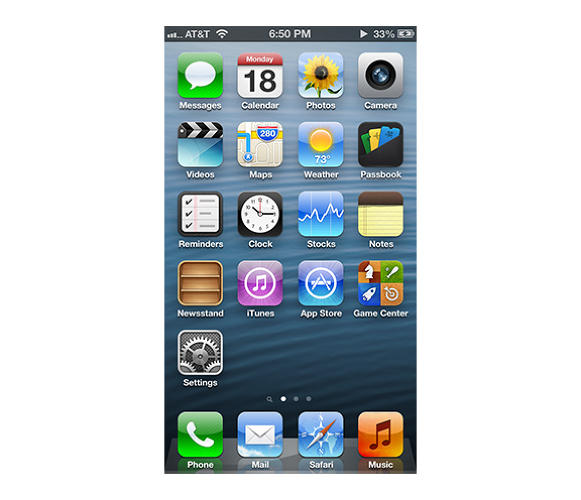<p>Coming standard on the iPhone 5 was the newest iOS, iOS 6. The dropping of YouTube and Google Maps support caused shockwaves throughout the industry as outcry about Apple Maps reached a boiling point in the firing of its creator Scott Forstall.</p>