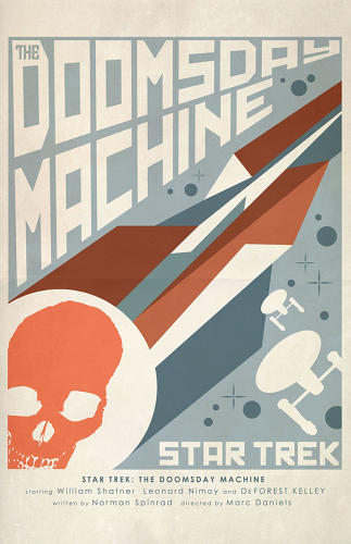 <p>The &quot;Doomsday Machine&quot; brings death from the stars.</p>