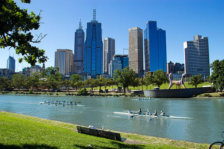 <p>Melbourne, Australia, is the world's most livable city, according to a new analysis.</p>