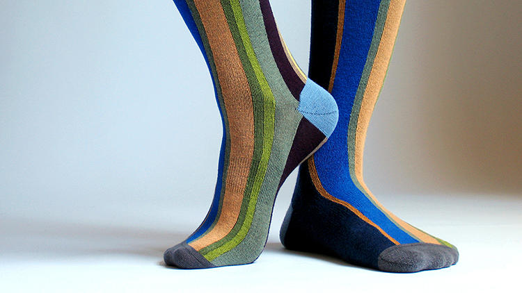 <p>Previously, the only way to tell if a sock design would have problems was to send it off to Asia.</p>