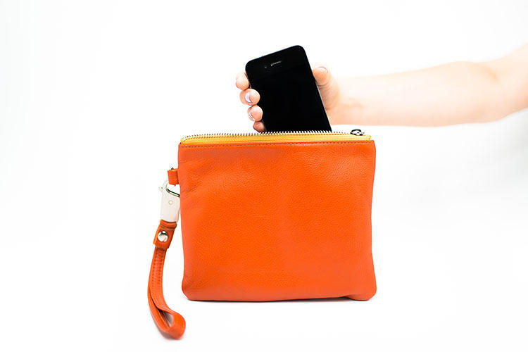 <p>Michael Corrigan of Everpurse tells Co.Design that founder and CEO Liz Salcedo invented the bag &quot;to solve her own problem of always running out of battery while she was out and about.&quot;</p>