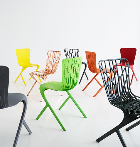 <p>Architect David Adjaye has designed a line of furniture for Knoll.</p>
