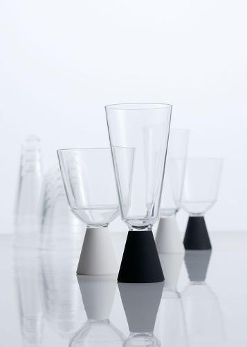 <p>The reusable plastic glasses--sized for wine and champagne--rethink the standard, tacky party cup.</p>