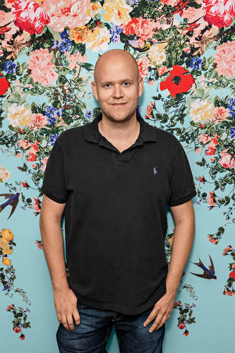 <p>Spotify cofounder <strong>Daniel Ek</strong>'s service is the largest source of music-industry revenue after iTunes.</p>