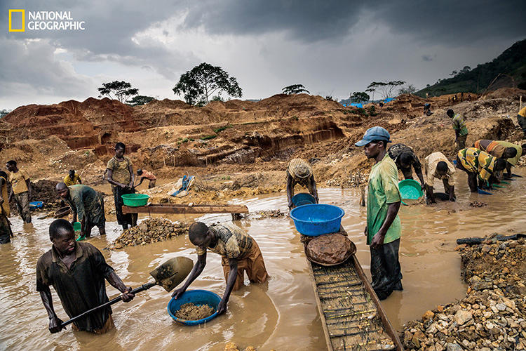 <p>Gold is now the most lucrative of conflict minerals. Illicit profits from tin, tungsten, and tantalum have dropped 65% since 2010, when the campaign to link minerals with violence began gaining ground.</p>