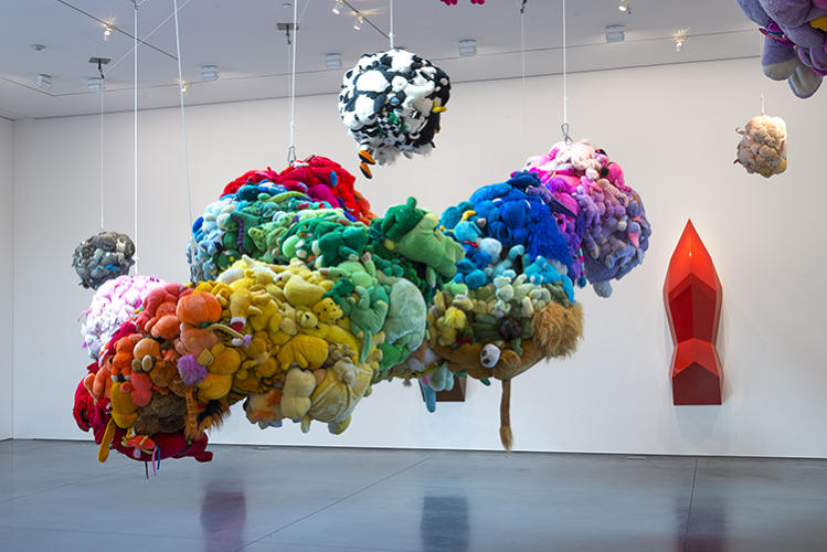 <p>MoMA bought <em>Deodorized Central Mass with Satellites</em> in March for more than $4 million.</p>
