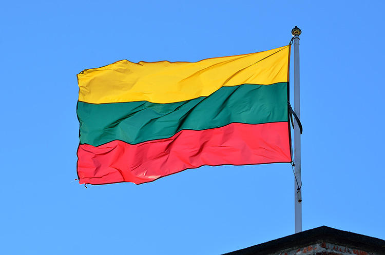 <p>Lithuania</p>