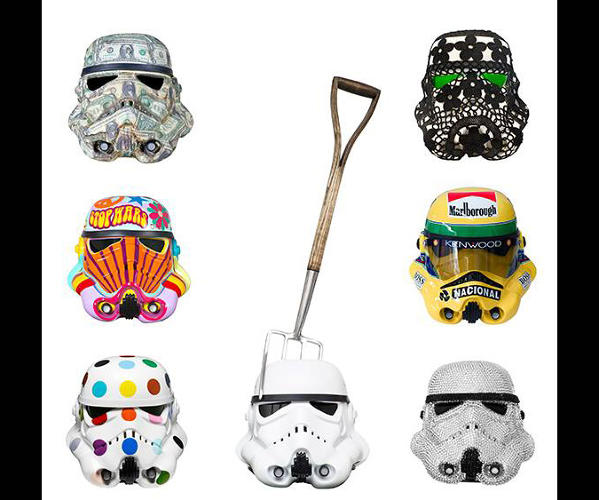 <p>In February 2014, the helmets will be auctioned off at Christies for an estimated $10,000 to $50,000, all in support of the Missing Tom Fund.</p>