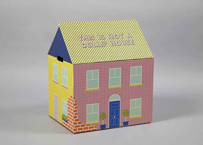 <p>Many architects claim to have been precociously weened on <a href=&quot;http://www.fastcodesign.com/1672795/eastern-blocks-romanian-politics-go-to-preschool&quot; target=&quot;_self&quot;>geometric toys</a> in their youth. Dollhouses, less so.</p>  <p>Above: <em>Jack in a Box</em> by Guy Hollaway Architects with Hemingway Design</p>