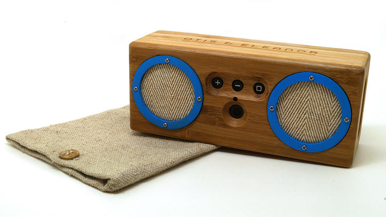 <p>Another portable Bluetooth speaker? Not quite.</p>