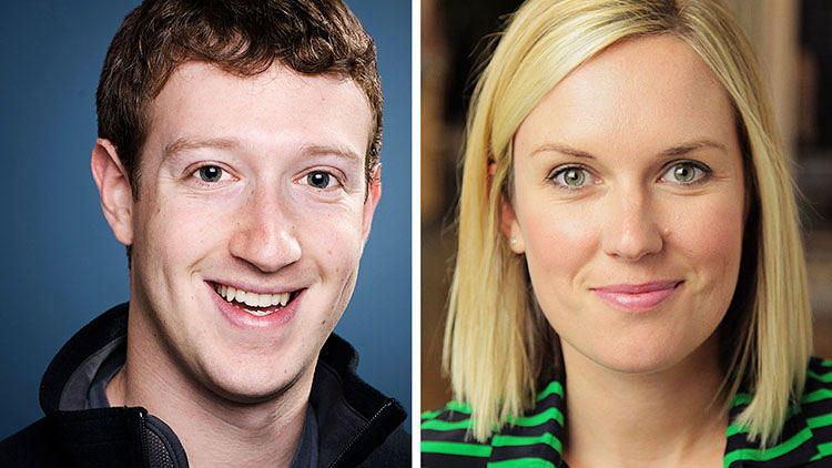 "<p>Mark Zuckerberg, cofounder and CEO<br /> Kate Aronowitz, director of brand design</p>  <p>""Beautiful design is something that people don't even notice,"" Aronowitz tells Co.Design. The SCAD graduate is a rare breed, having worked her way up from Photoshopping abs onto muscle-mag models to leading the design team of world-dominating Facebook. She and Zuckerburg maintain that the cool blue-logoed networking site was among the first dot-coms to put graphics and aesthetics first--they're committed to a principle they call ""social design."" At Facebook, engineers and product managers are paired with one of 120 designers in the early stages of any project, so that look and feel are accounted for from the get-go.</p>"