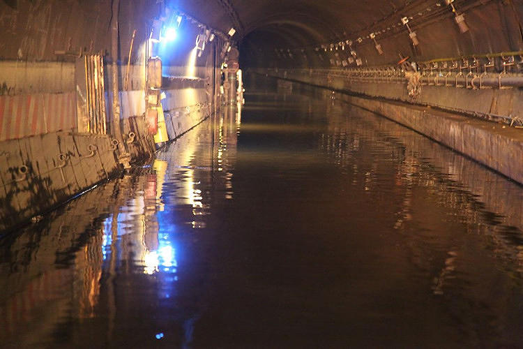 <p>Not all of NYU fared so well during Superstorm Sandy. The backup generators at NYU Langone Medical Center failed after the facility was flooded, forcing over 300 patients to be evacuated.</p>