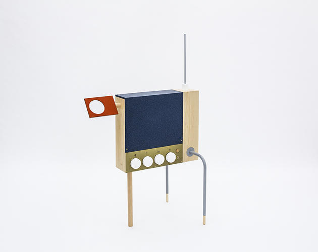 <p>Don't expect each Odd Harmonics Theremin to sound as unique and idiosyncratically as they look.</p>