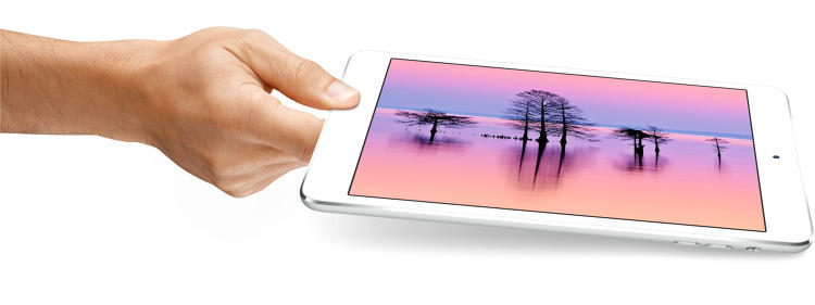 <p>iPad Mini, with Retina Display, out later in November</p>