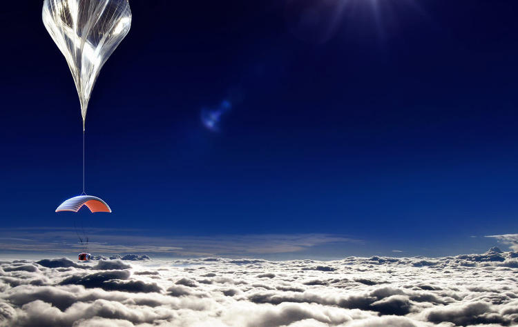 <p>World View's plan is to fly a large pressurized gondola beneath a high tech balloon for a flight lasting around four hours--taking 90 minutes to soar to an altitude of 19 miles, or around 100,000 feet. For comparison, typical airliners fly at about 35,000 feet.</p>
