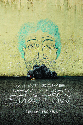 <p>Saatchi dug up studies showing how small acts of kindness are beneficial for health and wellness, and then set about turning the results of those studies into compelling video and images for the multimedia campaign, which includes posters in the subway and on bus shelters, a website, and a Tumblr account.</p>