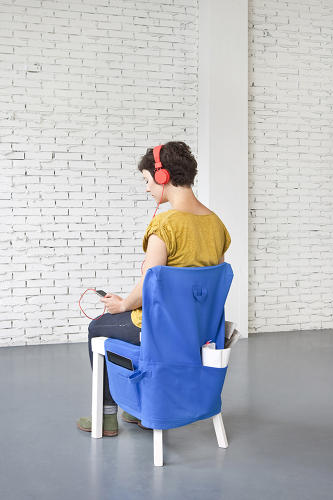 <p>The prêt-a-porter collection launched after Anke Bernotat designed the <a href=&quot;http://www.gispen.com/products/triennial-chair/&quot; target=&quot;_blank&quot;>Triennial chair</a> for The Netherlands-based Gispen furniture line.</p>
