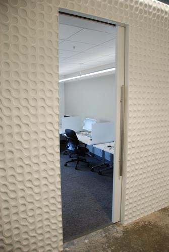 <p>Some companies in Silicon Valley have installed &quot;Coding Caves&quot; where no talking is allowed, so developers can drill down on their toughest coding challenges in a peaceful and quiet environment.</p>
