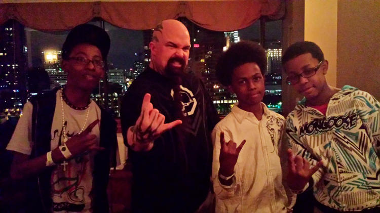 <p>Unlocking the Truth with Kerry King of Slayer at the Fun Fun Fun Fest</p>
