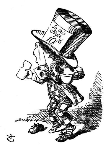 "<p>The saying ""mad as a hatter"" dates back to the 19th century, when mercuric nitrate was used in the millinery industry.</p>"
