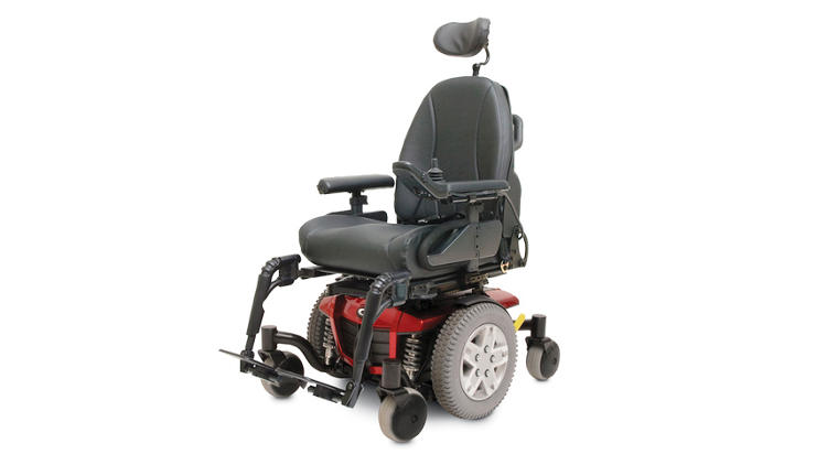 <p>Kyron, a 14-year-old boy who has Muscular Dystrophy and lives in Florence, Massachusetts, has asked ModVic to Steampunk his Quantum Q6 Edge wheelchair.</p>