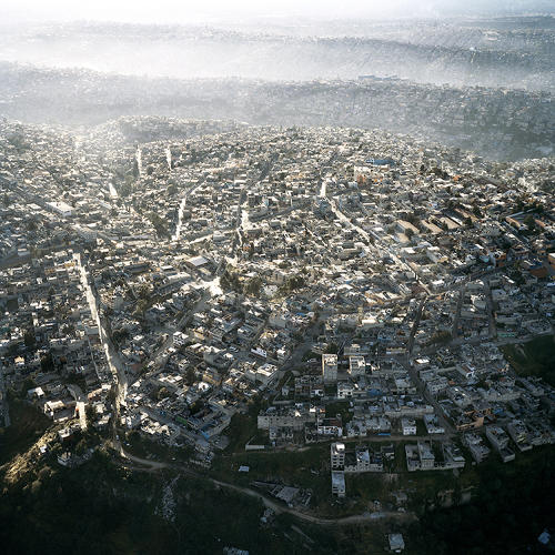 <p>He soon realized that, from the air, Mexico City is a completely different experience.</p>