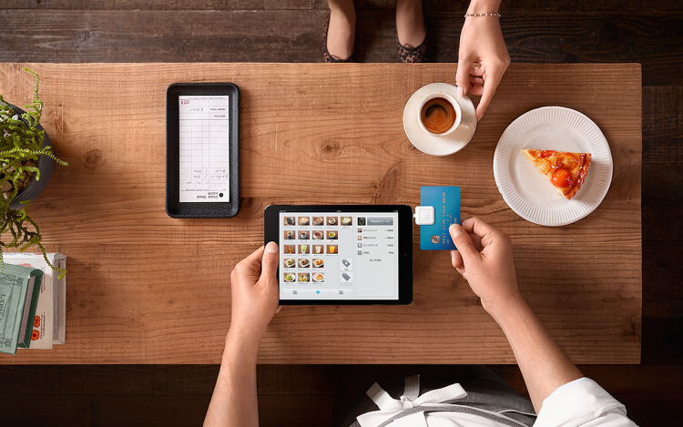 <p>Square enables merchants to accept payments seamlessly via iPhone, iPad, and other mobile devices.</p>