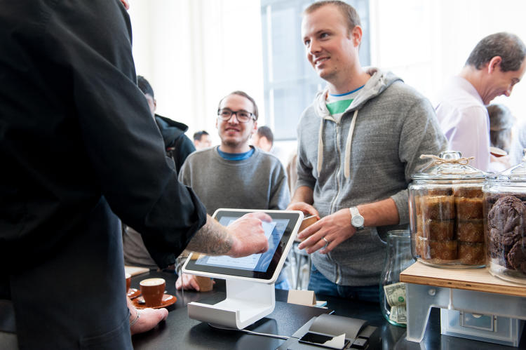 <p>The key here is that Square is facilitating tips at non-traditional venues--ice cream parlors, coffee shops, bakeries--places where tipping 20% (or tipping anything, for that matter) is not terribly common, like it is, say, at a sit-down restaurant.</p>