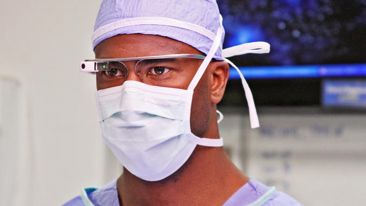 <p><a href=&quot;http://www.ucsfhealth.org/pierre.theodore&quot; target=&quot;_blank&quot;>Dr. Pierre Theodore</a>, a cardiothoracic surgeon, has been using Google Glass in the operating room for a little over three months now.</p>