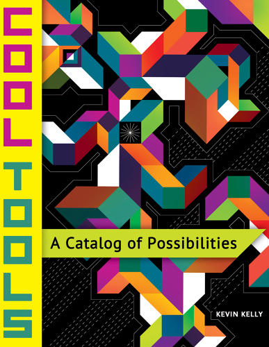 <p>&quot;<em>Cool Tools</em> is a blatant ripoff of this book in both spirit and style,&quot; author Kevin Kelly writes under an old photo of the <em>Whole Earth Catalog</em>, where he was an editor.</p>
