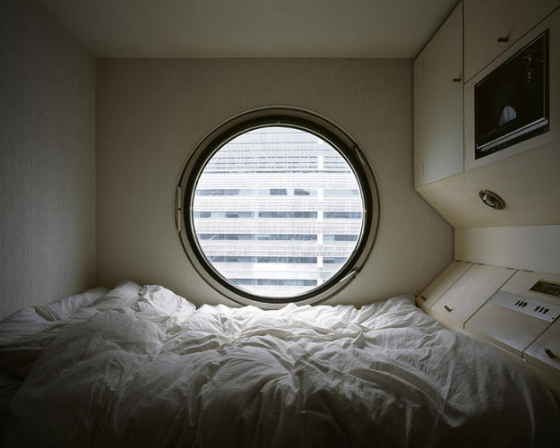 <p>Micro-apartments are in vogue today. But in Japan, people <a href=&quot;http://www.fastcoexist.com/3017659/these-photos-of-tiny-futuristic-japanese-apartments-show-how-micro-micro-apartments-can-be&quot; target=&quot;_self&quot;>have been living</a> in the Nakagin Capsule Tower's 100-square-foot housing for decades.</p>