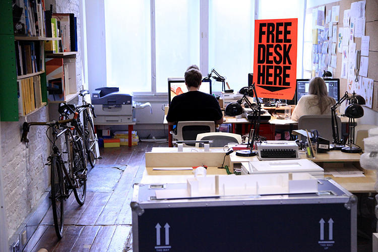 <p>Combining interesting freelancers with established companies can result in <a href=&quot;http://www.fastcoexist.com/1681863/find-a-free-desk-in-someones-office-and-feel-more-creative&quot; target=&quot;_self&quot;>collaborative experiences no one would have imagined</a>.</p>