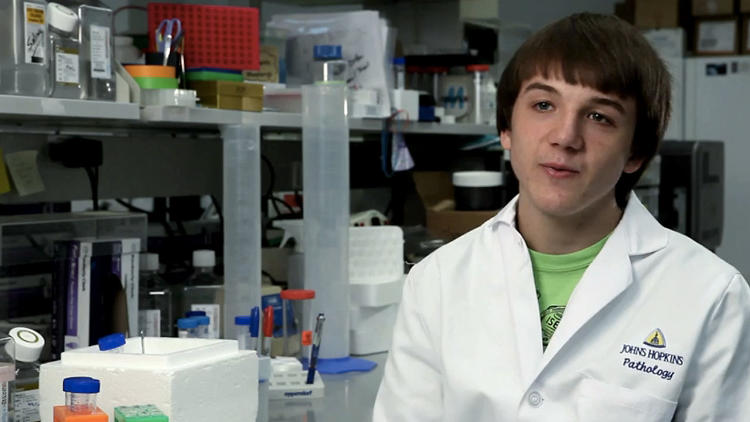 <p>Boy wonder Jack Andraka is creating<a href=&quot;http://www.fastcoexist.com/1681470/the-16-year-old-who-created-a-cheap-accurate-cancer-sensor-is-now-building-a-tricorder-with-&quot; target=&quot;_self&quot;> a dream team of young scientists</a> to work on creating a Star Trek–like handheld device that can diagnose disease just by scanning your skin.</p>