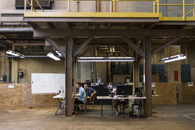 <p><a href=&quot;http://www.fastcoexist.com/3020599/you-wish-you-went-to-college-at-this-invention-space-in-an-old-factory-on-top-of-a-mountain&quot; target=&quot;_self&quot;>Lehigh University's Mountaintop program</a> could send physical learning environments into the 21st century. Maybe all those overpriced Urban Outfitters sweaters are good for something.</p>