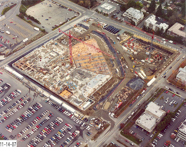 "<p>""In the Seattle-Puget Sound area, we'll have about 1.7 million more people coming into our community by 2040,"" says Bert Gregory, CEO of Mithun, the architectural firm that turned the parking lot into a new neighborhood.</p>"