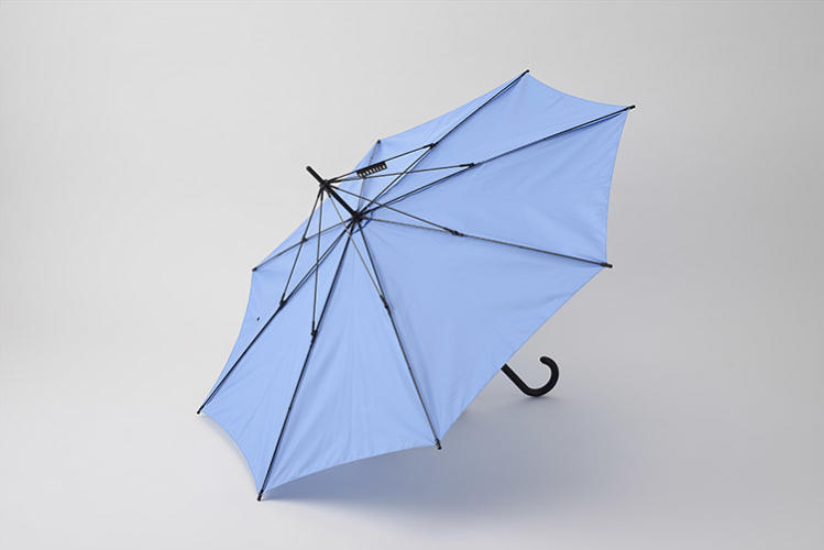 <p>The Unbrella costs about $95, and will be available in the United States in spring 2014.</p>