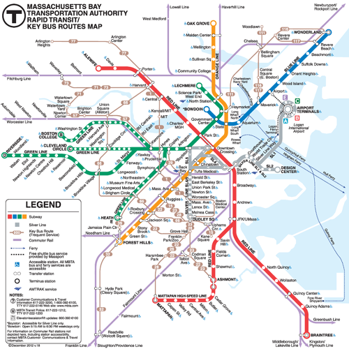 <p>Vision scientists at MIT have developed a computer model to visualize the way our brains <em>really</em> read a transit map. These &quot;mongrels&quot; show that designer Massimo Vignelli's rejected 1972 subway map was far easier to read than the version we have today (which the public preferred). Read more <a href=&quot;http://www.fastcodesign.com/3020708/evidence/the-science-of-a-great-subway-map&quot; target=&quot;_self&quot;>here</a>.</p>