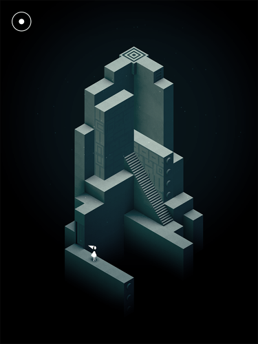 <p>Your goal is to navigate a little person through these mind-bending mazes.</p>