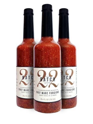 <p>If you've got a drinker or a food enthusiast in the house, an order of Batch 22 Bloody Mary Mix might do the trick. You're not only providing a delicious beverage opportunity, but creative inspiration--the product was developed by celebrated chef <a href=&quot;http://www.fastcocreate.com/3021175/chef-marc-forgione-on-innovating-on-the-everyday&quot; target=&quot;_self&quot;>Marc Forgione</a> and the name is derived from the fact that it took 22 tries to get the packaged formula as perfect as the version they serve in Forgione's restaurant. A boozy lesson in the value of iteration.</p>
