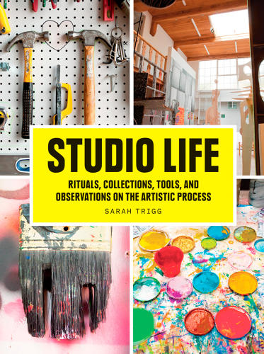 <p>Trigg's coffee table art book documenting the interiors of the studio spaces of over 100 artists <a href=&quot;http://www.fastcocreate.com/3017073/4-creative-lessons-from-the-studios-of-famous-artists&quot; target=&quot;_self&quot;>provides inspiration for aspiring creators to build the spaces and rituals that will encourage their best work.</a></p>