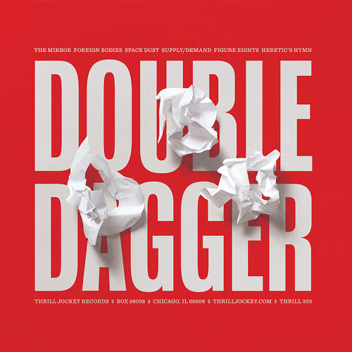 <p>Baltimore-based trio Double Dagger, which split up in 2011, was the first and possibly last &quot;graphicdesigncore&quot; band in history.</p>