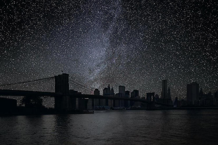 <p>In <em>Darkened Cities</em>, the lights from these famous metropolises have been removed, <a href=&quot;http://www.fastcoexist.com/1681375/look-at-the-worlds-greatest-skylines-without-any-lights-on&quot; target=&quot;_self&quot;>giving you a glimpse at what a city would look like without the power of electricity.</a></p>