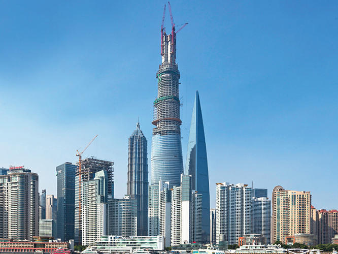 <p>The just-topped 2,000-foot-tall Shanghai Tower <a href=&quot;http://www.fastcoexist.com/1682822/the-second-tallest-building-in-the-world-is-an-urban-green-space-wonderland&quot; target=&quot;_self&quot;>will have huge 15-story parks throughout the structure--and it will let the public in to play in them.</a></p>