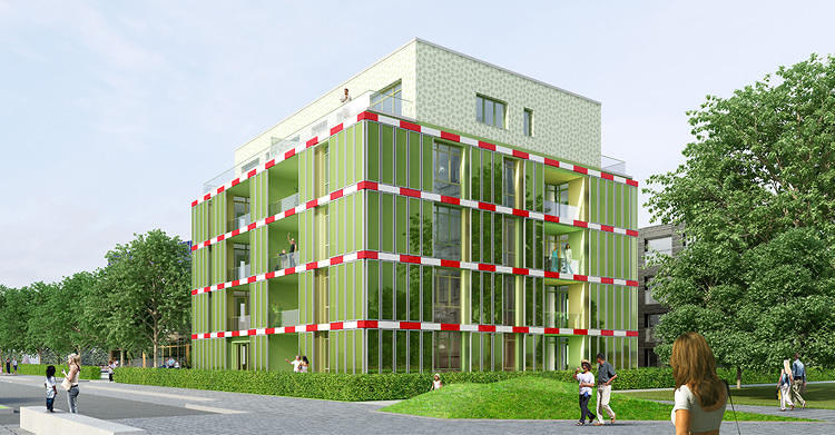<p>A <a href=&quot;http://www.fastcoexist.com/1681728/this-entire-building-is-powered-by-its-algae-filled-walls&quot; target=&quot;_self&quot;>new building in Germany gets its energy from its algae-filled walls.</a></p>