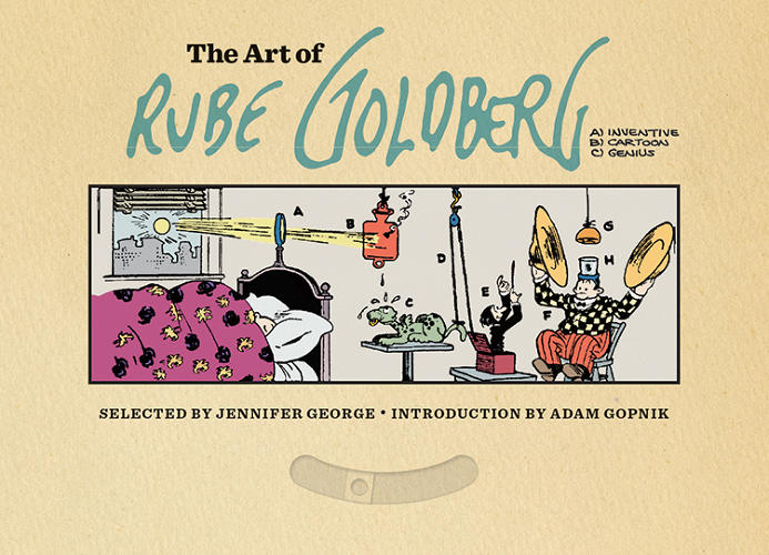 "<p><strong><em><a href=&quot;http://www.fastcodesign.com/3022105/the-mind-boggling-art-of-rube-goldberg&quot; target=&quot;_self&quot;>The Art of Rube Goldberg</a></em>, by Jennifer George </strong></p>  <p>Many people don't know much about the actual man behind the adjective ""Rube Goldberg,"" used to describe an unnecessarily convoluted process. <em>The Art of Rube Goldberg</em> written by Jennifer George, Goldberg's granddaughter, features 192 pages of cartoons and designs by the inventor-engineer-humorist-sculptor-artist-genius. His beloved main characters, Boob McNutt and Professor Lucifer Gorgonzola Butts, are constantly creating the kind of impossibly intricate chain reactions that Goldberg was famous for. ""He would've been in Silicon Valley, doing something tech-y and geeky. He would've been in awe of Steve Jobs,"" George told Co.Design. Published by Abrams, the book is available for purchase <a href=&quot;http://www.amazon.com/The-Art-Rube-Goldberg-Inventive/dp/141970852X&quot; target=&quot;_blank&quot;>here</a>.</p>"